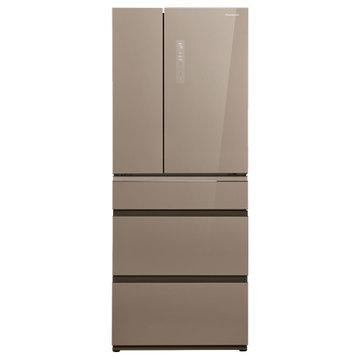�yf�y�#��'�`f��,y��x�~�xn�)_松下(panasonic) nr-f521tx-xn 450l 多门 冰箱 无边框玻璃门设计