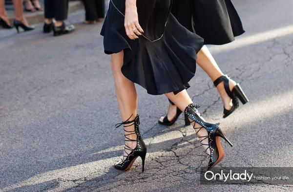 一双鞋也能如此性感?