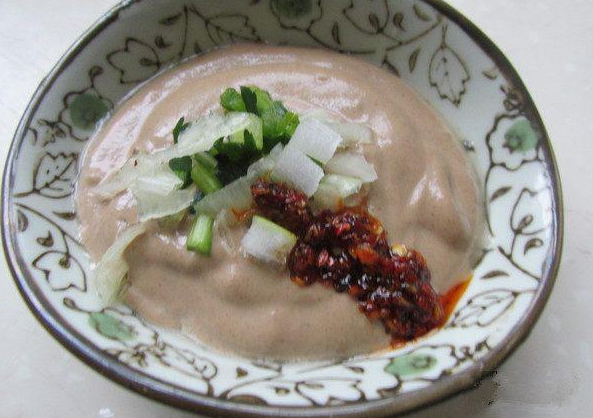 超提味的自制火锅蘸料,吃火锅必备,一分钟就搞定