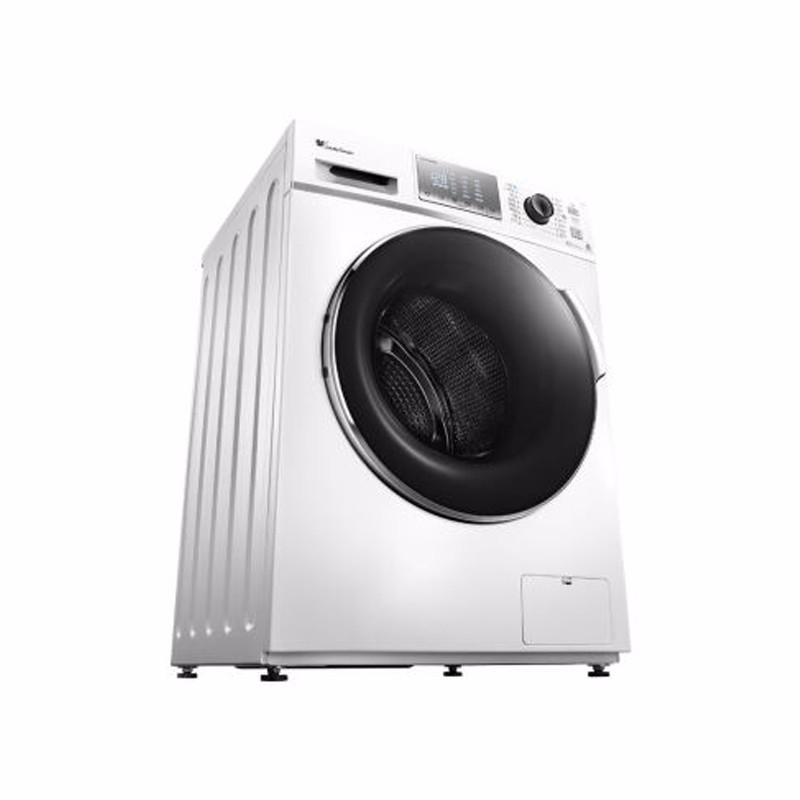 小天鹅(LittleSwan) TD100V80WDX 10公斤变频全自动烘干滚筒洗衣机