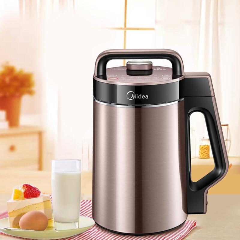 早餐机、面包机和豆浆机怎么选?